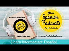 Sherlock Holmes - El problema final - Resumen - Slow Spanish Podcast for Intermediate - YouTube Sherlock Holmes, The Final Problem, Sir Arthur, Pep Talks, Youtube, Spanish, Summary, Finals, Encouragement Words