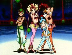 Amazoness Quartet (Sailor Moon)