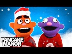 JINGLE BELLS ♫ | Song for Kids | Pancake Manor - YouTube