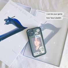 Kpop Phone Cases, Diy Phone Case, Cute Phone Cases, Iphone Cases, Homemade Phone Cases, Army Room, Blackpink Memes, Aesthetic Phone Case, Iphone Design
