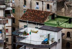 Rooftops (ongoing) - Michael Hisch