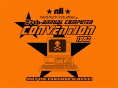 T-Shirt: Convention