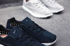 comfy but classy; Nike mayfly woven.
