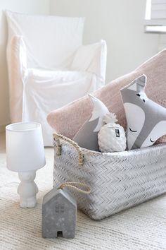MA MAISON BLANCHE: Pokojíček pro holčičku / Baby girl room
