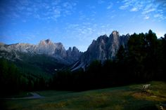 Ciampedie - Vigo di Fassa - l'alba | Flickr - Photo Sharing!