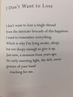 By Mary Oliver