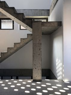 Image 14 of 50 from gallery of Peach House / Frederic Schnee. Photograph by Yuxuan, Frederic Schnee Chengdu, School Architecture, Architecture Details, Chinese Courtyard, David Chipperfield Architects, Peking, Schools In London, Concrete Houses, Minimal Home