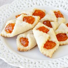 I had other (healthier) plans for today's post but these little, two-bite Hungarian Christmas Cookies (Kiffles / Kolaches) are just too good not to share immediately! So good, in fact, there were b...