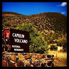 Instagram photo by dogmanmatt - Day 96: I think I have said it before, but in case you missed it...I love my job! I love that I work for an agency with a mission I believe in. I am in New Mexico at Capulin Volcano. If you have never been, you should come here and visit. Just gorgeous! #100happydays