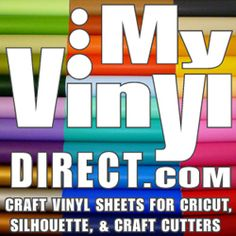 Cricut - Vinyl Electronic Cutting Machines: Vinyl Graphics Supplies, Tips & Tricks Silhouette Vinyl, Silhouette Machine, Silhouette Cameo Projects, Vinyle Cricut, Cricut Vinyl, Buy Vinyl, Cricut Air, Cricut Craft, Vinyl Crafts