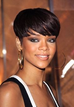 1000 Images About Short Hair Styles On Pinterest Black