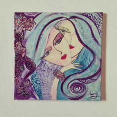 Paintings for sale 35x35cm