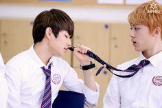 [04.03.16] Astro official FanCafe - Happy MJ Day - MyungJun e SanHa