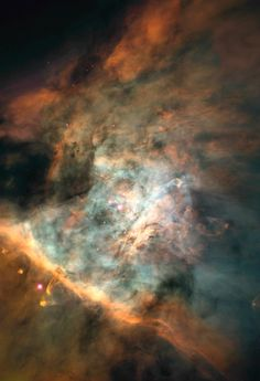 Orion Star Birthing        DeepSpacePhotography      Hubble Space Telescope Images, NASA Space Mission Image