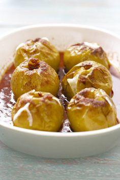 Gebakte appels    SARIE    Baked potato