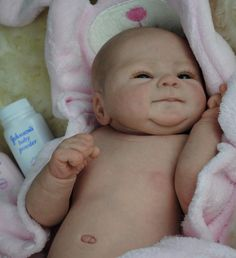 coco malu reborn | Bespoke Babies 'Coco Malu' Elisa Marx Reborn Baby Girl Tummy Plate ...