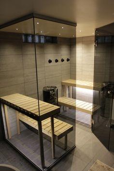 Wellness Spa, House Ideas, House Design, Saunas, Furniture, Dom, Home Decor, Bathroom, Washroom