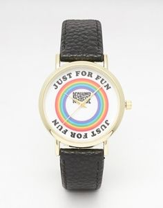Reclaimed Vintage - Just For Fun - Montre