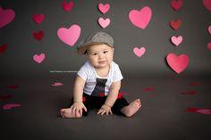 Edmonton Baby Photographer, Valentine's Day, Valentine's mini sessions, Edmonton, baby