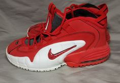 Nike Air Max Penny 1 Rival Pack University Red sz 6y can fit womens 7.5 | Clothing, Shoes & Accessories, Kids' Clothing, Shoes & Accs, Boys' Shoes | eBay!