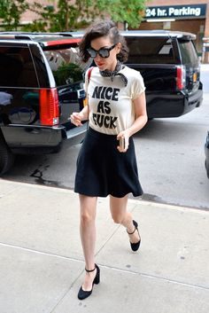 Cara Delevingne and St. Vincent Couple Style | POPSUGAR Fashion