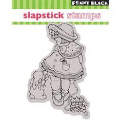 Slapstick stamps For Goddness Sake