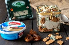Roquefort-viikunatrifle A Food, Oatmeal, Breakfast, The Oatmeal, Morning Coffee, Rolled Oats, Overnight Oatmeal