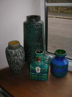 more West German pottery