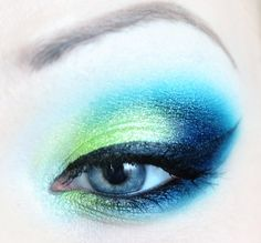 Alien Makeup Tutorial - Makeup Geek