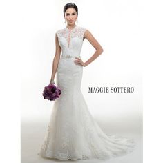 Maggie Sottero Kiana 4MD009- [Maggie Sottero Kiana] -  Buy a Maggie Sottero Wedding Dress from Bridal Closet in Draper, Utah