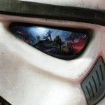 Star Wars Battlefront Widescreen Wallpaper