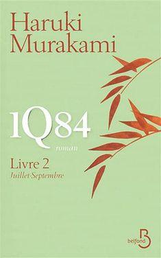 1Q84 - Livre 2, Juillet-Septembre de Haruki Murakami http://www.amazon.fr/dp/2714449840/ref=cm_sw_r_pi_dp_SvC.vb0EKJHG9