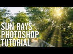 Video: Create realistic sun rays in Photoshop