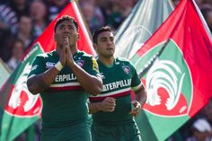 Leicester Football Club are better known as the Leicester Tigers Rugby Club. Leicester Football, Leicester Tigers, Rugby League, Rugby Players, World Rugby, Rugby Club, Sporty, Fitness, Men