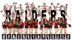 Wauwatosa East high school dance team composite. Photographed by Steve Lamaster at our studio in Wauwatosa.