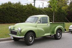 Morris Minor truck | Flickr - Photo Sharing!