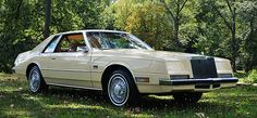 SOLD - 1981 Chrysler Imperial coupe