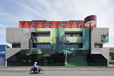 Avant-garde building fuses art, photography and architecture | Architecture And Design