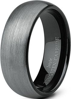 Jstyle Jewelry Tungsten Rings for Men Wedding Band Black Ring 8mm Jstyle http://www.amazon.com/dp/B017EI10FY/ref=cm_sw_r_pi_dp_pmPvwb0T11A9V