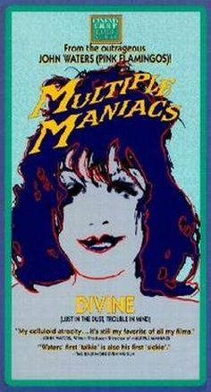 Multiple Maniacs (1970) John Waters