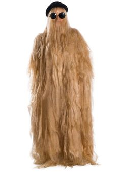 Adult Addams Family Cousin Itt Costume - FOREVER HALLOWEEN Toddler Halloween Costumes, Adult Costumes, Halloween 2020, Ringlet Curls, New Hair Trends, Hair Cover, Famous Singers, New Movies