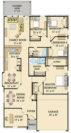 1000 images about houseplans under 200k on pinterest for Floor plans under 200k
