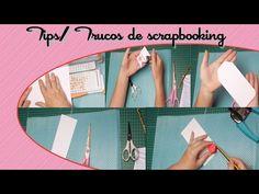 Trucos y tips para scrapbooking | Manualidades