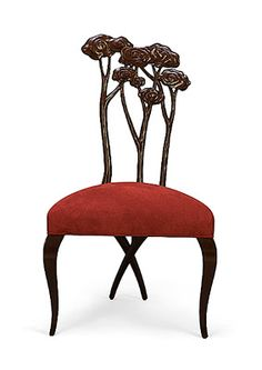 Camellia Dining Chair by Christopher Guy