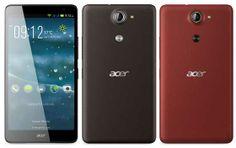 Acer 公佈 5部新手機, 還有 8吋平板