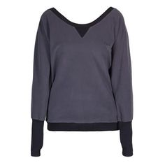 Pull yoga polaire doux manches longues S