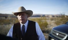 Lawsuit from jailed rancher, who in 2014 led a high-profile standoff against the government, also names judge Gloria Navarro and Nevada senator Harry Reid