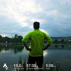 Chouette séance #running ce soir avec du fractionné mais aussi de la pente et Kasabian dans les oreilles ! J'ai failli battre mon record du plan d'eau mais j'ai largement explosé celui de la montée pour rentrer !  #instarun #instarunfrance #runinfrance #runforfun #runforfun #run #worldrunners #courseapied #jogging #trail #trailrunning #kalenji #kalenjirunners #morningrun #courir #runningaddict #runner #fityourstrong #runaddict