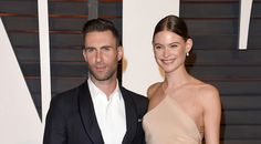 Country Music Lyrics - Quotes - Songs The voice - Adam Levine Shares First Photo Of New Daughter, Dusty Rose - Youtube Music Videos http://countryrebel.com/blogs/videos/adam-levine-shares-first-photo-of-new-daughter-dusty-rose