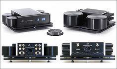 47 Labs 4740 pre-amplifier and 4739 amplifier